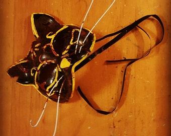 Feline Bioshock Splicer Mask Cosplay/Costume Accessory