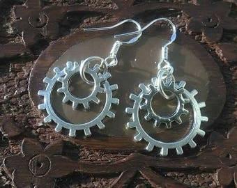 Steampunk Earings/ Steampunk Jewellery