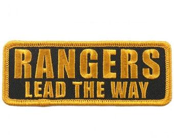 Rangers Decal Etsy