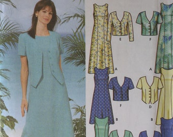 Simplicity 5957 Uncut Out of Print Pattern, Copyright© 2002
