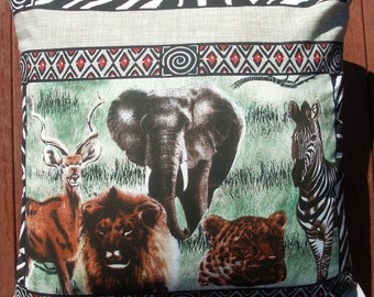 African print cushion cover/home decor/ethnic