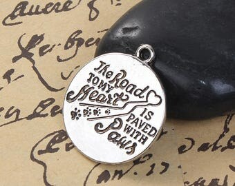 Pet Memorial Charms | Choose from 2 Designs