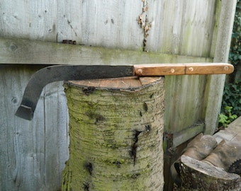 Grooving Tool for Gardening, Bushcraft, or Woodworking