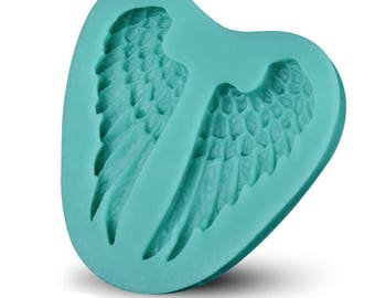 Angel Wing Mold Etsy