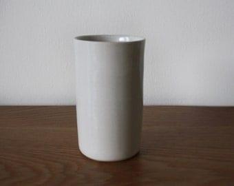Simple Cream Cup