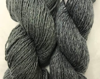 Forrest - Recycled Blue Jean Yarn- Sport Weight