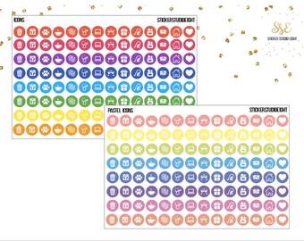 Multicolor: Icons