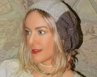 Wool handmade hats