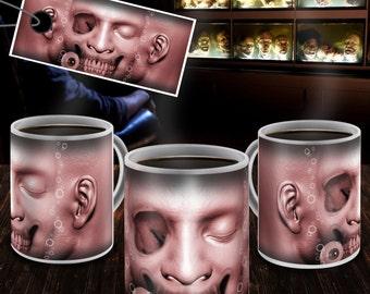 Template Zombie Mug