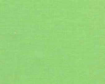 Fabric Finders Lime green twill fabric