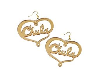Chula De Mi Corazon Earrings