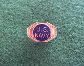 Vintage US Navy Pin