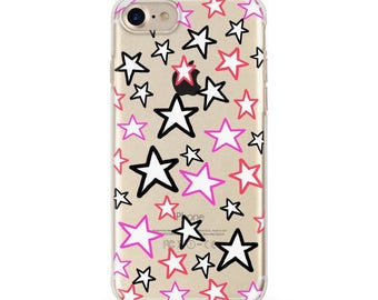Colorful Stars iPhone 6/6s/7 Case