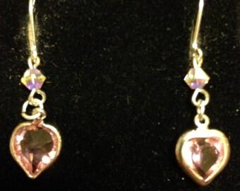 The Happy Heart Earrings