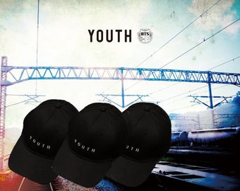 50% off | BTS YOUTH SNAPBACK