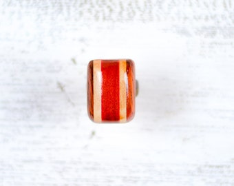 Wood Ring Size 6
