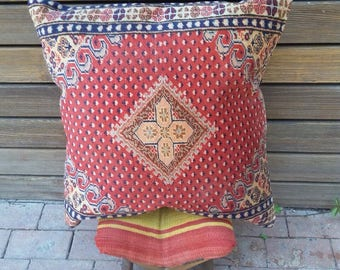 Zip Floor Pillow cushion cover 60x60 | etsy