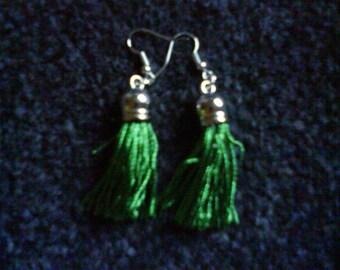 LoliRosa Gorgeous Tassel Earrings In A Choice Of Colours