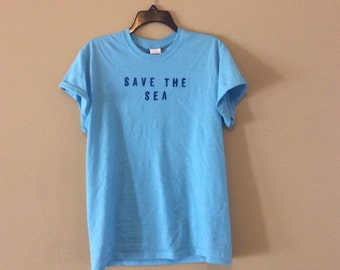 Save The Sea T-Shirt