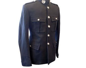 Royal Marines Dress NO.1 Man's Tunic/Jacket - British Army Military Uniform - E148