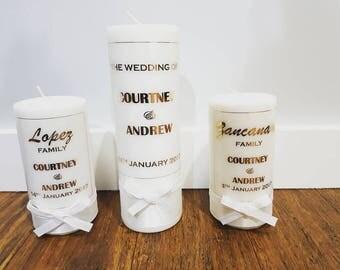 Wedding Unity Set