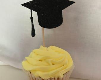 Graduation, Celebration, Cap and Tassel, 24 count