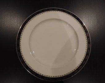 Alfred Meakin-blue of King - large plates set of 6-