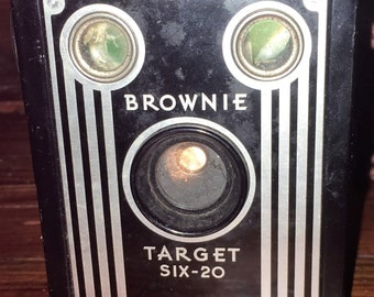 Brownie Camera Accent Light