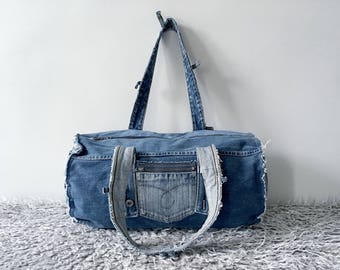 "Bag ""Weekend"" by Jean Upcycled"