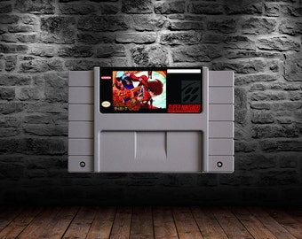 Cyborg 009 - Anime Action for your Home Console - SNES - English Translation