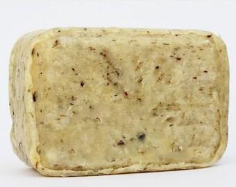 Chamomile handmade artsian organic natural soap