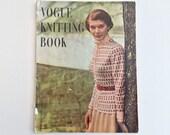 Vogue Knitting Book no.34 1940s