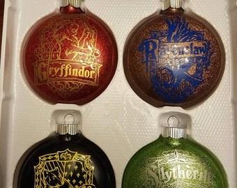 Harry Potter Ornaments