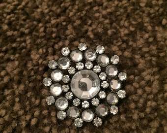 Vintage Dress Brooch