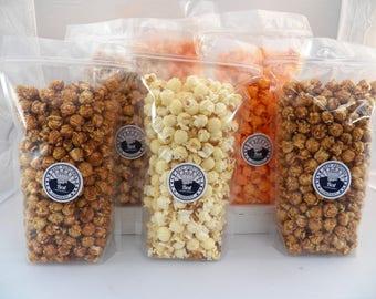 7 Bag Assortment of Caramel Corn