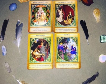 5 TAROT READING (general, love, and or financial)
