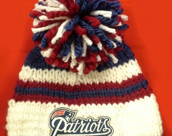 New England Sports Team Knit Hat