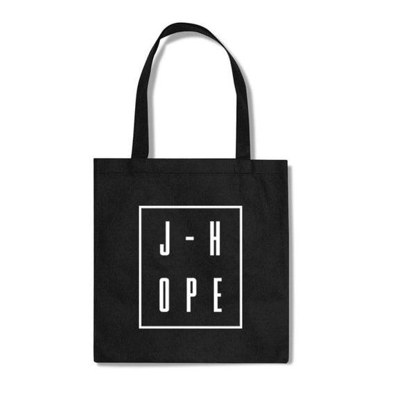 J-HOPE BTS Fan KPOP Totebag