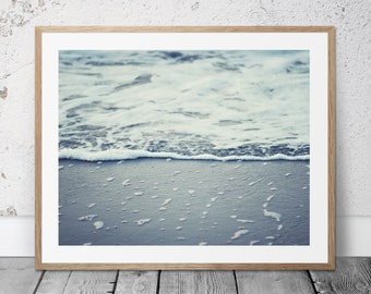 Beach Photography, Digital Download, Ocean Art, Coastal Photography, Printable