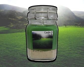 Ireland Candle