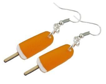Solero ice cream earrings