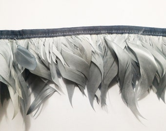 Goose-feather Belt dark grey