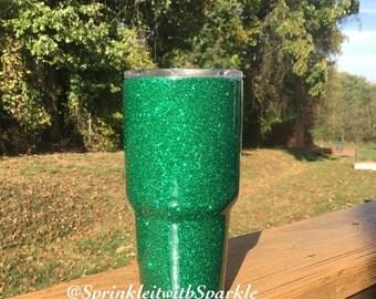 Glitter Yeti/Glitter Ozark/Glitter RTIC/Glitter mug/Glitter Tumbler/Yeti/RTIC/Ozark/Glitter/Yeti Decal/Glitter cup