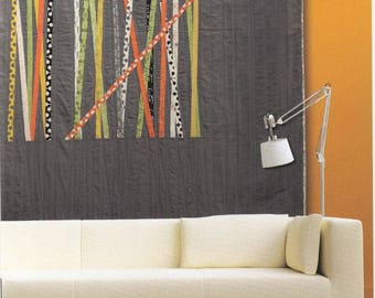 Cross It Modern Quilt Pattern