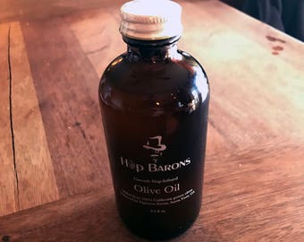 Cascade Hop Infused Olive Oil