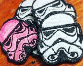 "Star Wars Stormtrooper 2""x2"" Patch"