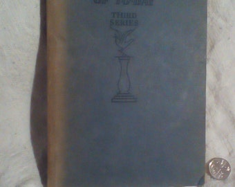 Poems of To-Day, Third Series, Macmillan, c.1938