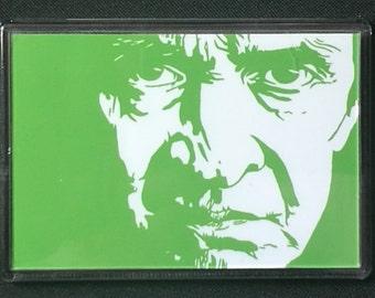 Johnny Cash Fridge Magnet