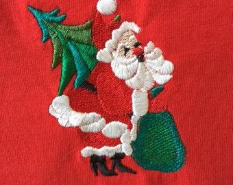 Santa shirt, Kids Christmas shirt, Kids shirts, Christmas shirts, Kids Santa shirts, Holiday shirts, Kids Holiday shirts