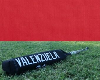 Red BAT WARMER, Bat Cover